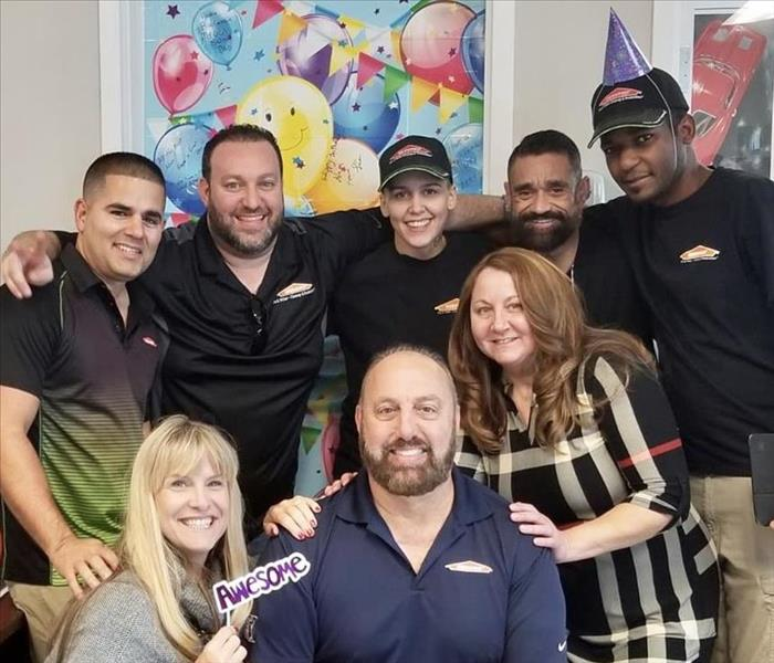 2019 SERVPRO of E.Coral Springs Crew