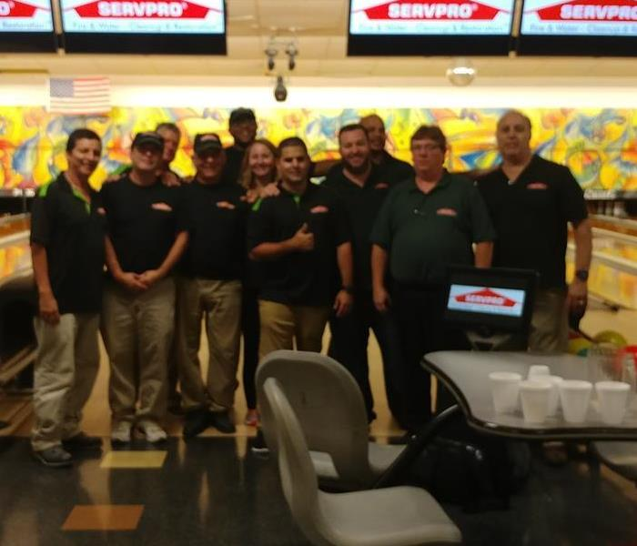 Team Bowling Event
