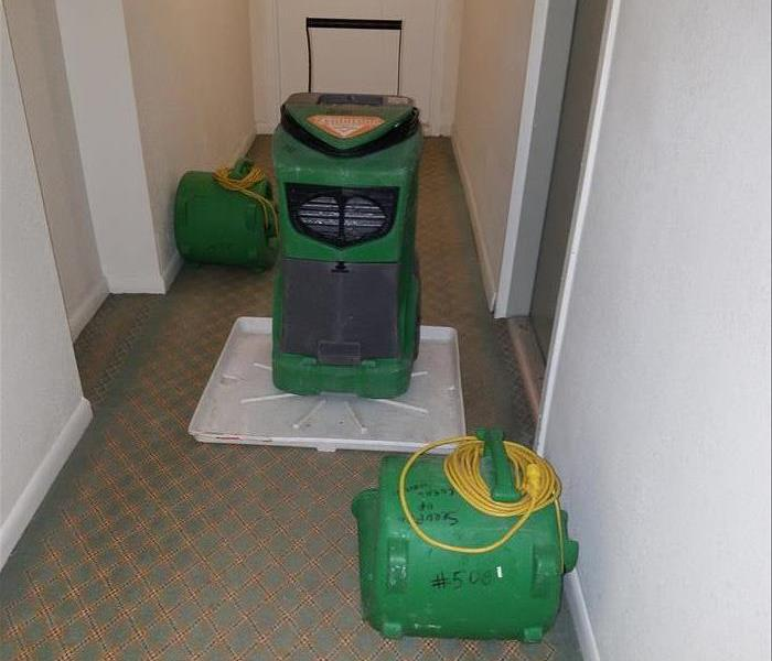 Coral Springs Hotel Water Damage