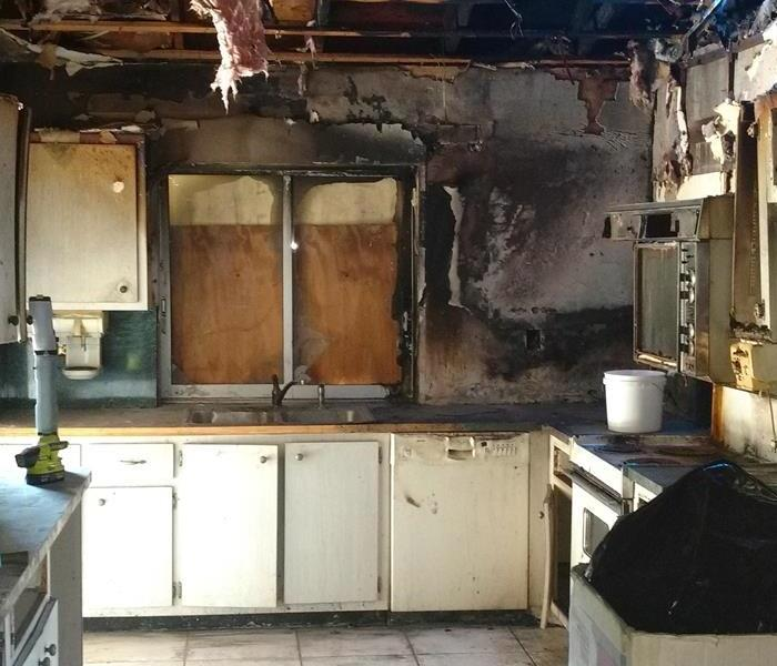 Fire Damage  Preventing a Grease Fire In Coral Springs