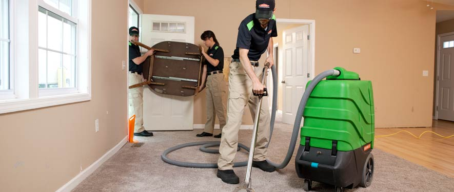 Coral Springs, FL residential restoration cleaning