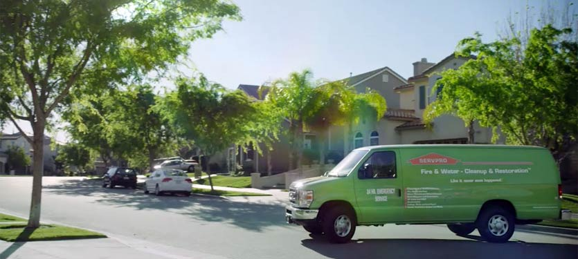 Coral Springs, FL water restoration